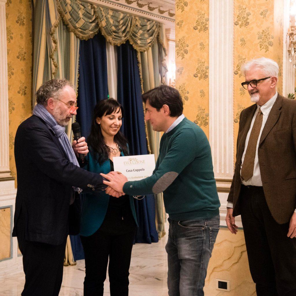 Casa Coppola Roma Rm riconoscimenti – casacoppola